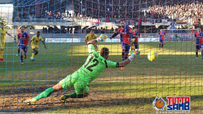 Calderini gol