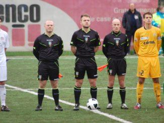 Arbitro Francesco Meraviglia